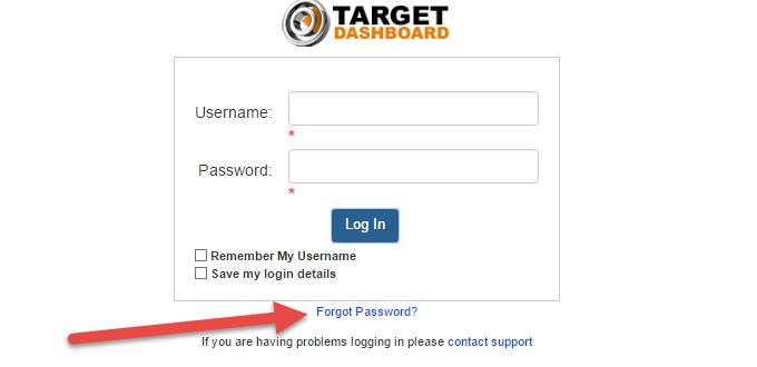 step 1 login page
